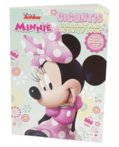 Disney Minnie Mouse Gigantic Activity Book - $6.92