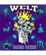 Broke Down [Audio CD] WELT - $5.94
