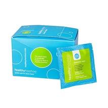 healthy hoohoo Individually Wrapped Feminine Wipes - Biodegradable, Gent... - $39.41