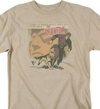 The Phantom t-shirt retro comics Sunday Newspaper strip graphic tee KSF131 image 3