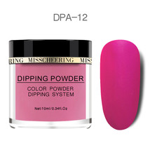 Matte Color Manicure Powder Nail Dipping Powder Nail Art Decorations  12 - $5.81