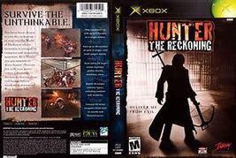 Hunter: The Reckoning - Original Xbox Game - $9.45