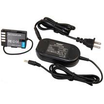 Hqrp Ac Power Adapter For Panasonic DMW-BLF19PP; Lumix DMC-GH4, DMC-GH4K Camera - $14.95