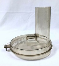 Lid / Top ONLY - Vtg General Electric Food Processor D1FP1B Replacement - $8.81
