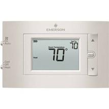 Emerson Digital Non-Programmable Thermostat 1F83C-11NP - $49.80