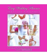 Easy Wedding Planner Organizer & Keepsake by Alex A Lluch Used Hardcover - $19.34