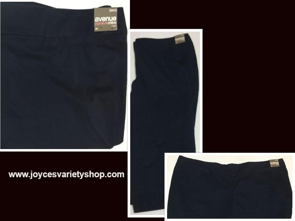Avenue signature chino 24 pants web collage
