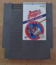 Bases Loaded II: Second Season (Nintendo Entertainment System, 1990) - $4.94