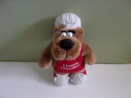 "Russ Sid Bear the Baker 10"" Tall Chef Chocolate  - $16.47"