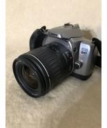 Canon EOS Rebel K2 35mm Film Camera w/ Canon Zoom Lens EF 28-90mm 1:4-5.6 - $49.49