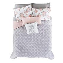 Jorge's Home Fashion Young Wild Free Teens Girls Reversible Comforter Set 3 Pcs - $97.52