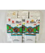 VINTAGE SEALED (14) Packs of 1000 ct Union Wadding Christmas Metalized I... - $130.89