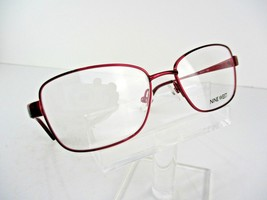 Nine West NW 1068 (602) Burgundy 53 x 17 135 mm Eyeglass Frames - $65.41