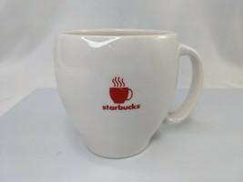 Starbucks Coffee Cup Mug 2004 Red Logo - $9.95