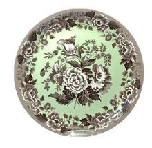 Spode Serving Platter British Flowers Poppy Underglaze Pr From Engr Copp... - $64.95