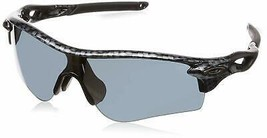 New Oakley Radarlock Path Asian Fit Carbon Fiber w/Prizm Blk Iridium OO9... - $125.39