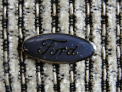 FORD oval collectible auto co car truck mfg advertising pin
