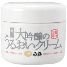 Hakutsuru Tsuru Tamatebako Daiginjou Moist Skin Cream 90g