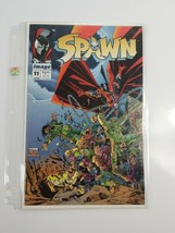 Image Comics Spawn #11 June 1993 with Cardboard and Protective Sleeve - $4.99