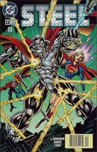 Dc Steel (1994 Series) #22 Vf - $0.89