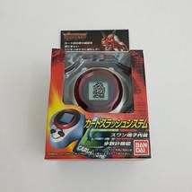 Bandai Digivice D-Ark Version 1.0 Takato Red Dukemon Digimon Tamers D-Power  - $202.00