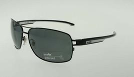 ZERORH+ TOGA Shiny Black & White / Polarized Gray Sunglasses RH755-04 CARL ZEISS - $97.51