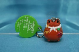 Bandai Frog Style Collection Gashapon 2006 Autumn Mini Figure Keychain Harvest - $19.99