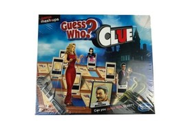 Guess Who? Clue Game Mashups Hasbro Gaming Party Family Fun Kids Board G... - $33.62