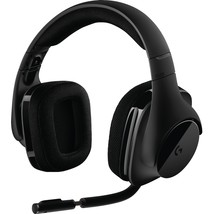 Logitech G533 Wireless Dts 7.1 Surround Gaming Headset - Stereo - Wireless - 49. - $105.57