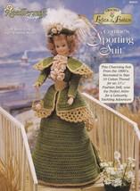Corrine's Sporting Suit, Crochet Ladies of Fashion Pattern Booklet TNS 9... - $3.95