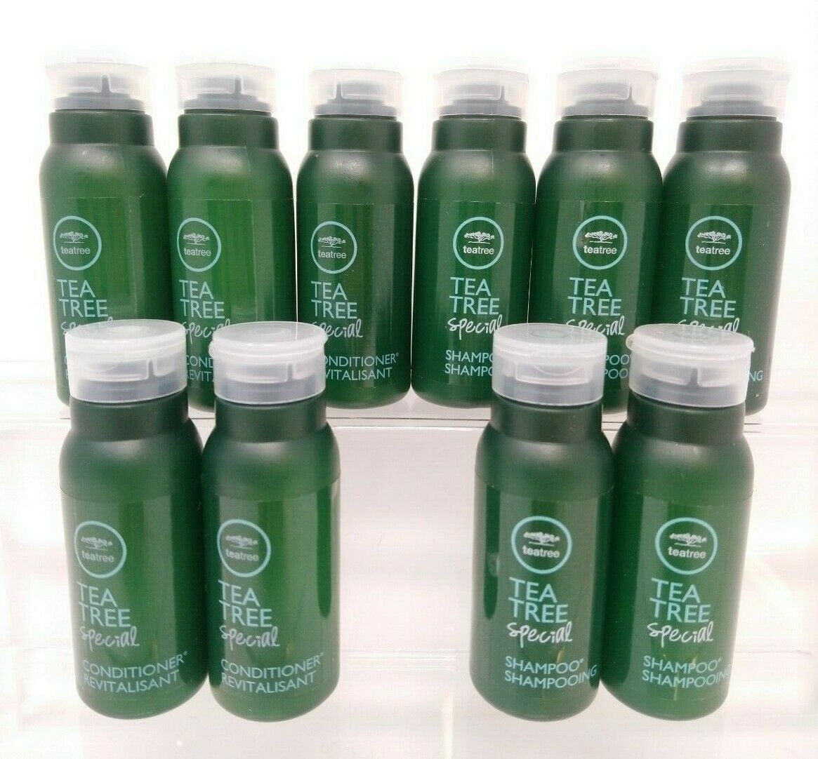 Paul Mitchell TEA TREE 1 oz Special Shampoo and Conditioner Travel Size - $16.97 - $28.97