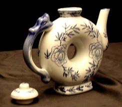 Ceramic TeaPot AA20-2153 Vintage image 2