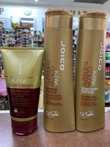 Joico K-Pak Color therapy Shampoo & Conditioner 10oz +Treatment 4.7oz -3set - $54.33