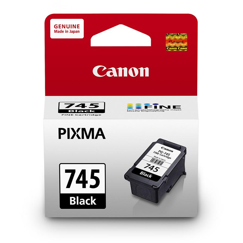 Primary image for Canon PIMXA Ink Cartridge (for iP2870/MG3077/MG2970/MG2570/MX497),Black, PG-745