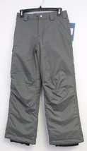 New Boy's White Sierra Bilko Insulated Pants -Size: M- Color: Grey - $14.80