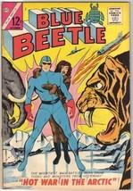 Blue Beetle Comic Book #2, Charlton 1964 VERY FINE+ - $51.16