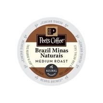 Peet's Coffee Brazil Minas Naturais Coffee, 24 Kcups, FREE SHIPPING  - $19.99