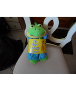"""For Baby, """"My First Height Chart"""" with frog design from Goffa - $6.00"""
