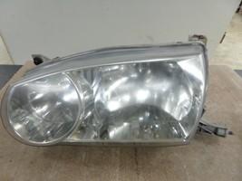 01 02 Toyota Corolla L. Headlight - $49.50