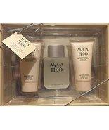 Aqua H2O 3pc Set by Preferred Fragrance - $19.79