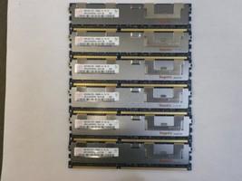 48GB 6x8GB Memory DDR3 PC3-10600 ECC REG Comp to SuperMicro MEM-DR380L-HL03-ER13