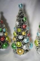 Bethany Lowe Merry & Bright Bottle Brush Trees image 2