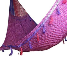 jjcarolina Rope Handmade Mayan Hammock - Heavy Duty Woven Yucatan Hammoc... - $178.36