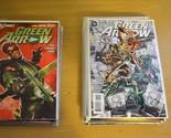 Green Arrow The New 52 Comics Lot #1-34 38-39 Justice League DC Comics