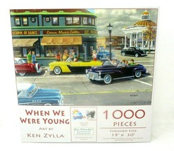 When We were Young 1000 pc Jigsaw Puzzle by SunsOut - $24.74