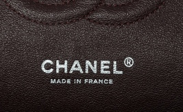 100% Authentic Chanel BLACK QUILTED LAMBSKIN MEDIUM CLASSIC DOUBLE FLAP BAG SHW image 15
