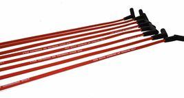 Ford SBF R2R Distributor 260 289 302 5.0L V8 8mm Spark Plug Wires 45K Volt Coil image 7