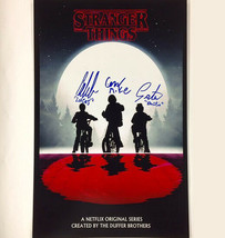 Stranger Things Cast Signed Photo 8X10 Rp Autographed Millie Bobby Brown + - $19.99