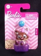 Barbie Pets Kitten in basket with yarn ball NEW - $4.46