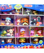Littlest Pet Shop Target Tin 248 - 262 Collectors Edition Tin 15 LPS Pet... - $488.00